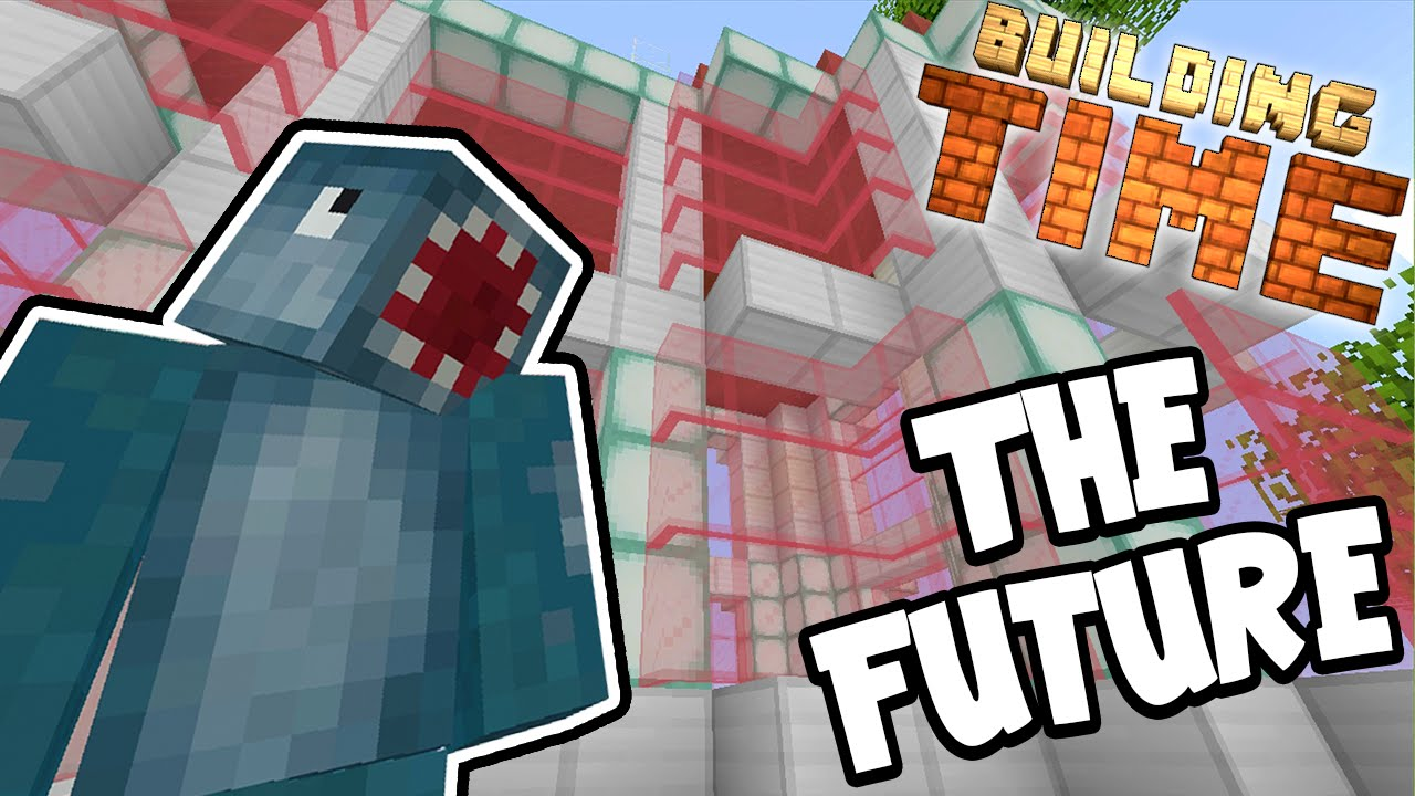 Minecraft Xbox - THE FUTURE (Part 1)!! - Building Time! [#45]