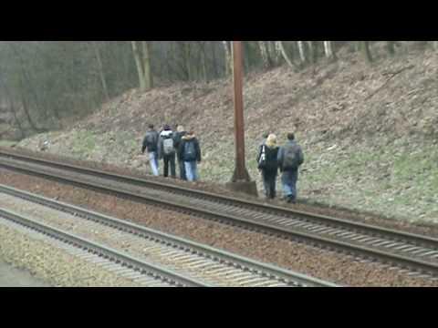 PRO RAIL en dit mag wel!!! En dan ons treinhobbyisten treiteren, dat mag WEL!!!