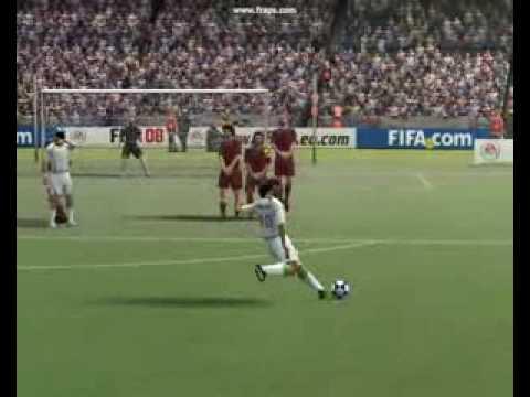 Ki thuat trong Fifa Online Sharkvn