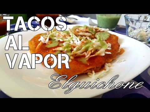 How To Make Tacos al Vapor