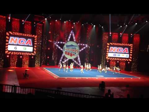 NCA Dallas Champions Lady Blaze Day 1