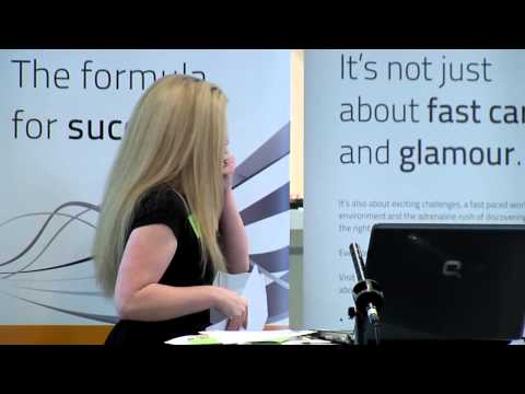 Automotive Careers - Emily Hakansson - Careers IAG and Development Manager at the IMI