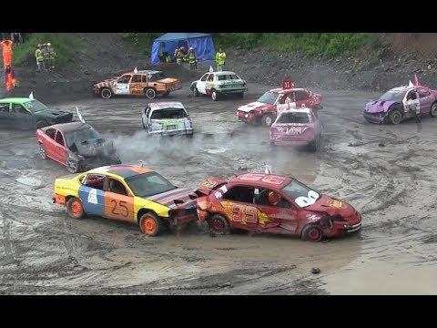 Image result for demolition derby pictures