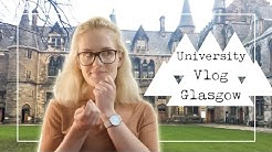 Three Days at Glasgow University