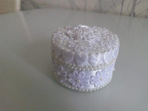 Шкатулка для свадебных