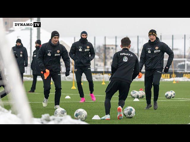 Trainingsauftakt der U19-Mannschaft