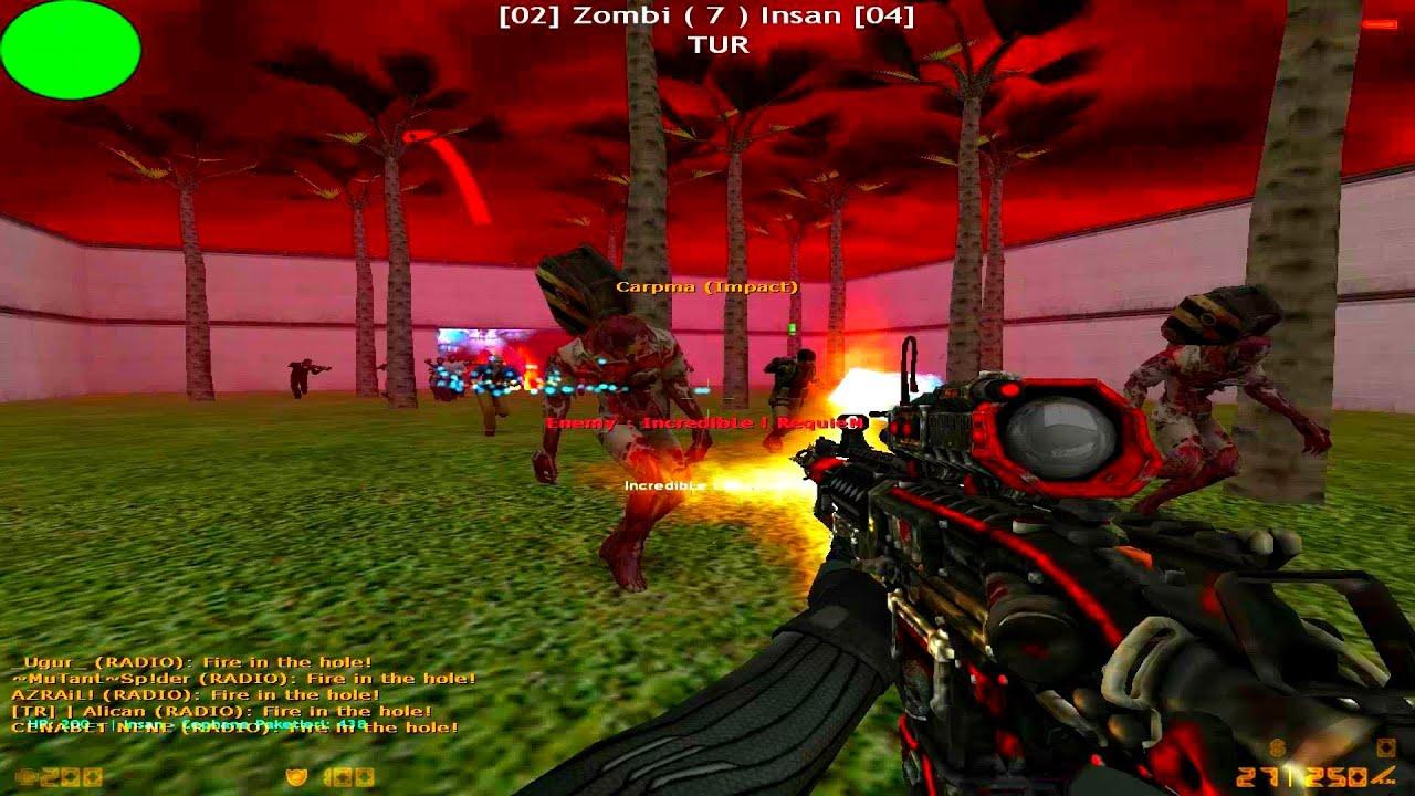 Counter strike 16 zombie escape isla escape world warz counter strike 16 zombie escape isla escape world warz retextured youtube sciox Image collections