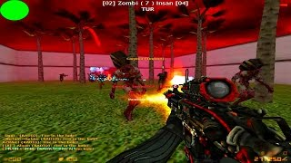 Counter Strike 1.6 - Zombie Escape - Isla Escape | World War'Z [RETEXTURED]