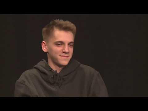 Кирилл Селегей интервью студентам МГУ