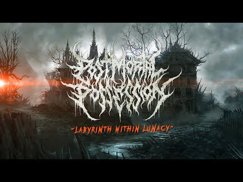 POST MORTAL POSSESSION - LABYRINTH WITHIN LUNACY [OFFICIAL LYRIC VIDEO] (2020) SW EXCLUSIVE