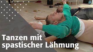 Tanzen mit Spastischer Lähmung | Roland Walter | Gott sei Dank!