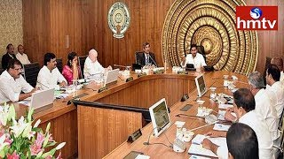 CM Jagan to Hold AP Cabinet Meeting Today   Tadepalli   hmtv Telugu News