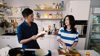【OKAPI閱讀生活誌】料理閱讀實境秀一刀未剪版──林姓主婦的味噌蘿蔔豬五花