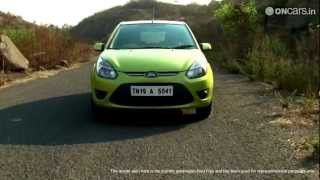 Ford Figo Facelift to be launched in India on 16 October 2012