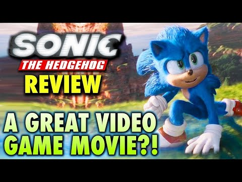 Sonic The Hedgehog Movie Review - Best Video Game Adaptation Yet