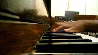 Sean Paul, We Be Burnin -Piano