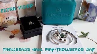 Extra video! Trollbeads haul may+Trollbeads day 2018 ''MyPandoraMoments''