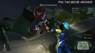 Downhill Domination Replays - SALTCITY FR 1:46:51 - Mountain Biking Game - TAS Gameplay Video