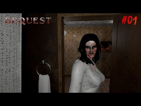 Bequest Gameplay Walkthrough [Horror game]