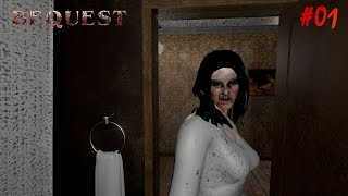 Bequest Gameplay Walkthrough [Horror game]