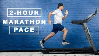 How Fast is a 2 Hour Marathon Pace?