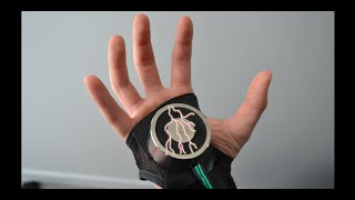 How to Make an Electromagnetic Glove !