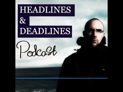 Headlines & Deadlines - 001 - [FB Live] - Health & Kids & Coffee