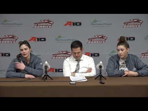 WBB | Rhode Island Postgame Press Conference