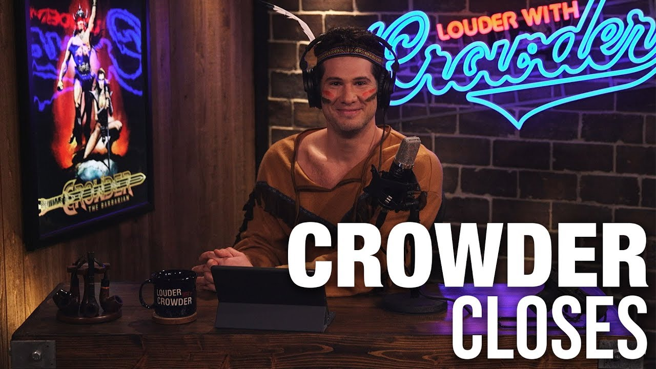 crowder-closes-crowder-s-thanksgiving-goodbye-louder-with-crowder