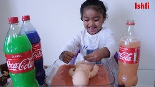 Funny videos with Baby Doll Bath from Ishfi