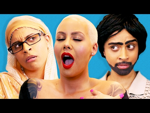 Thumbnail: My Parents Accidentally Went to Sex Therapy (ft. Amber Rose)