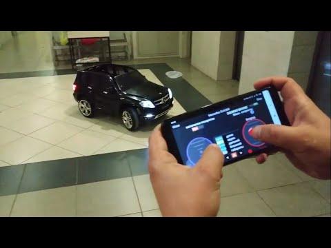 Mercedes GLK300. Рестайлинг 2019))). Часть 1. - управление движением с андроид устройства
