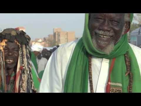 Sudan: The amazing Meroe Pyramids and Sufis