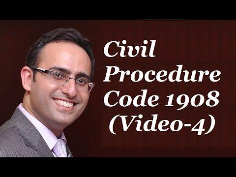 CPC 1908 [Video-4] - Judgement