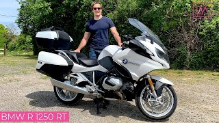 Review - BMW R 1250 RT - The Best or Nothing !