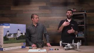 Load Video 4:  Spotlight: Proto-N Nano Drone RTF by Estes