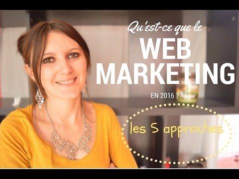 Qu'est-ce que le WEB MARKETING de nos jours ?
