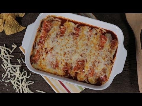 Quick & Easy Enchiladas