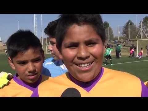Liga Municipal de Fútbol - Estadio Kempes - Deportes la Muni