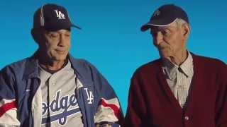 Dodgers Mike and Sam Maury Wills HD 720p