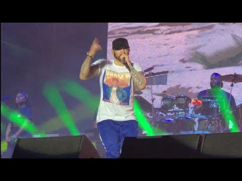 Eminem  Without Me Hannover, Germany, 10072018 Revival Tour