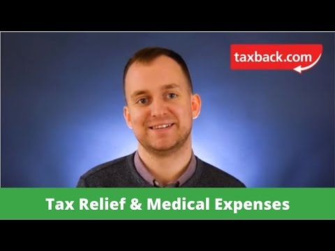How To Claim Tax Back On Your Medical Expenses!