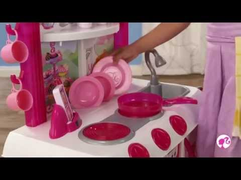 Barbie Gourmet Kitchen Video