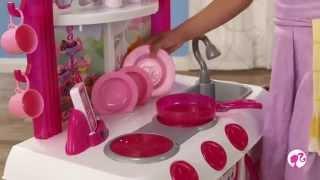 Barbie Gourmet Kitchen Video