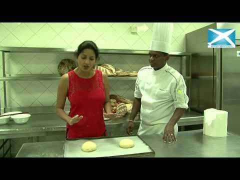 Deepti Bhatnagar prepares Soft Rolls in Dubai