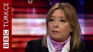 Cumhurbaşkanlığı Başdanışmanı Gülnur Aybet: Türkiye'de gazetecilik faaliyetinden mahkum olan yok