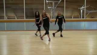 """American Girl"" by Bonnie McKee - dance fitness choreo by Alana"