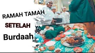 RAMAH TAMAH SETELAH TA'LIM HABIB ALWI SENANG SEKALI