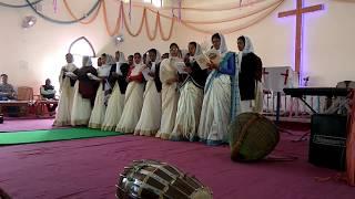 Tor bina Tor bina kaise Jabu Par Christian Sadri Song (By Mahila Sang)