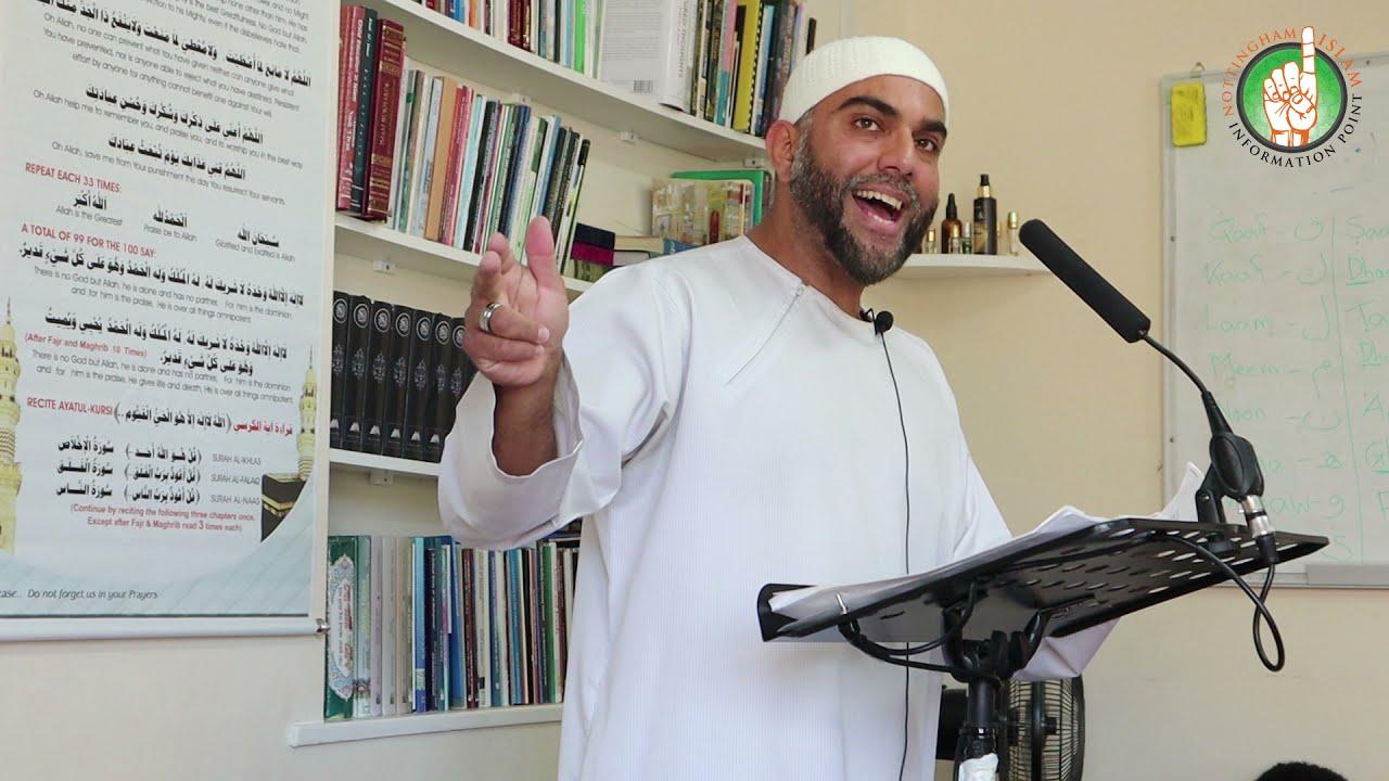 Lessons from Prophet Musa (عَلَيْهِ ٱلسَّلَامُ) by Brother Harun Abdur Rashid Holmes